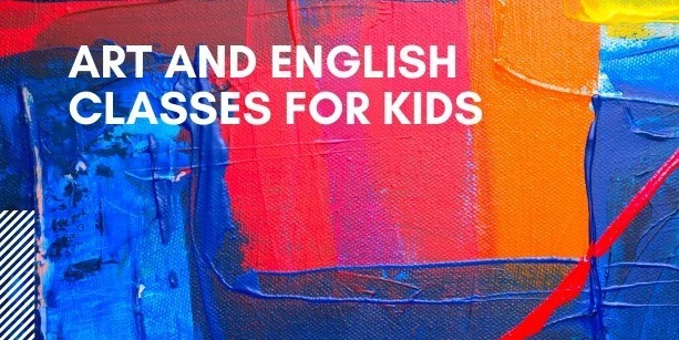 Art and English Classes for Kids